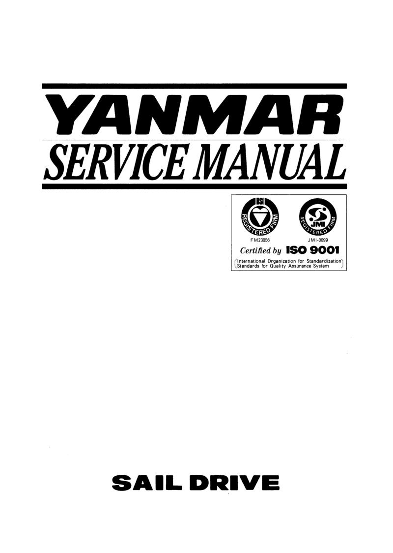 saildrive service manual free owners manual u2022 rh wordworksbysea com Yanmar Diesel Engine Parts Breakdown Yanmar Tractor Parts
