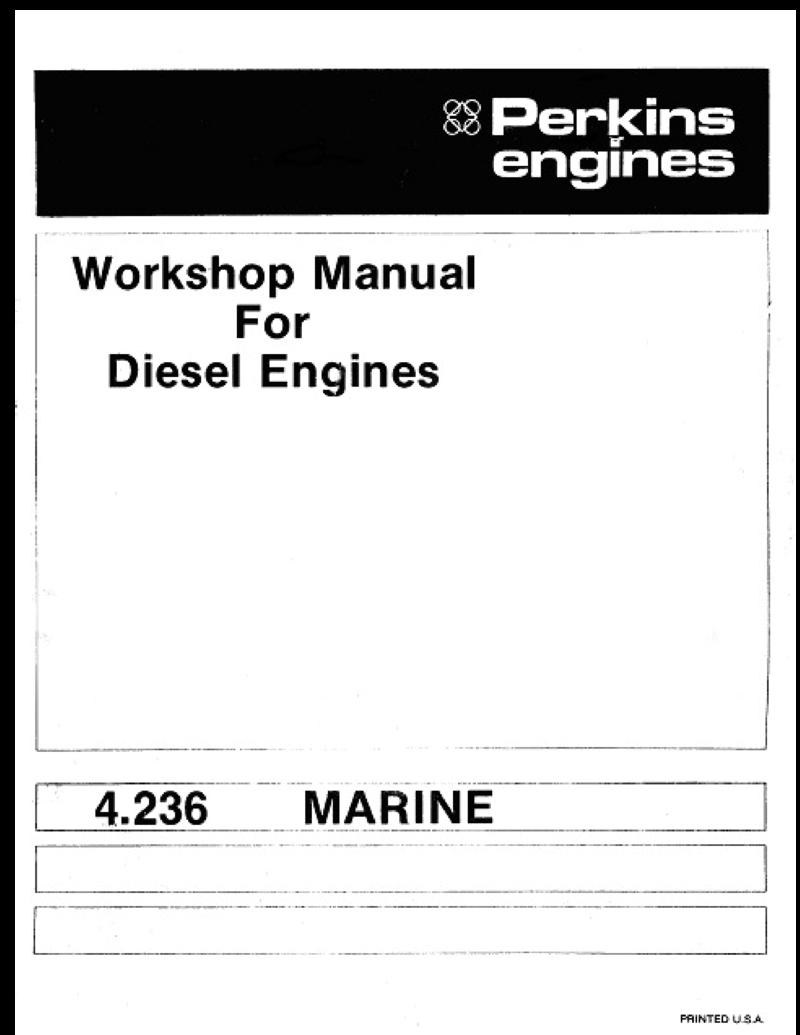 Perkins_4.236_Workshop_Manual_0 Perkins M Wiring Diagram on
