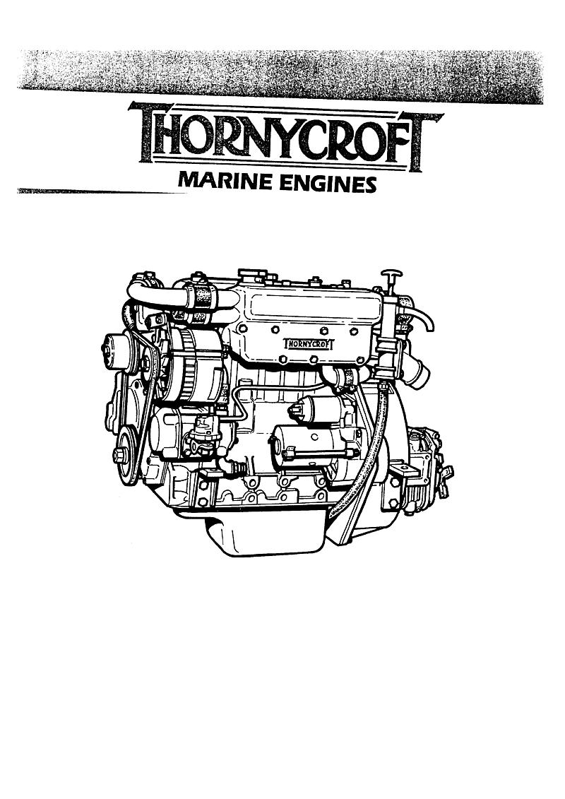 Thornycroft 90 And 108 Workshop Manual