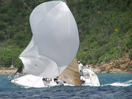 Basics of Sailboat Racing